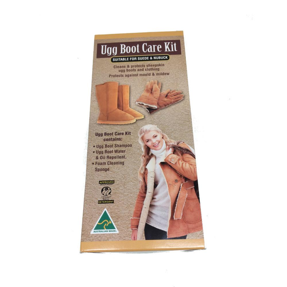 UGG Boot Care Kit - Cleans & protects sheepskin UGG boots and clothing - UGGs Boots Australia