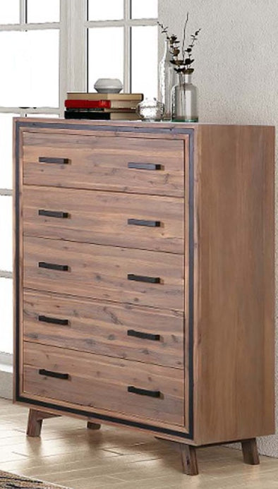 Bilby 5 Drawer Tallboy