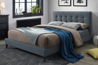 Yalumba Fabric Bed