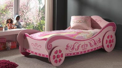 Charlotte Princess Bed