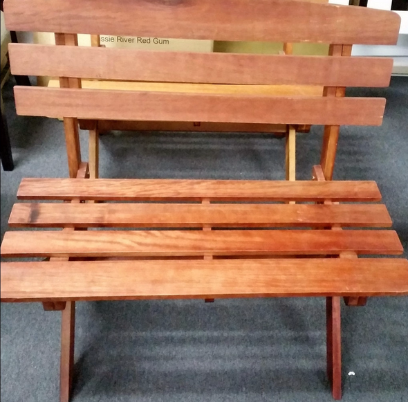 Flores Bench - Buy one get one free special!