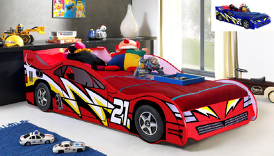 Jazz Car Bed