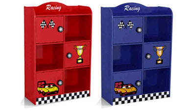 Racer Cube Book Case