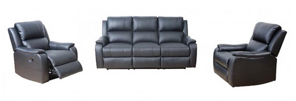 Riverdale 3 Piece Recliner Suite