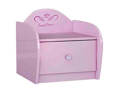 Royal Princess Side Table