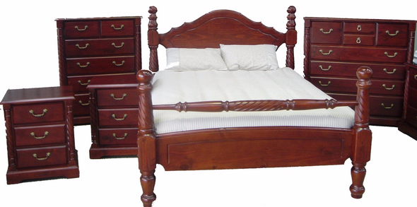 Samantha Bed