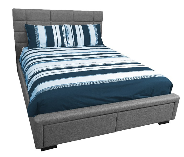 Adelaide Fabric Bed