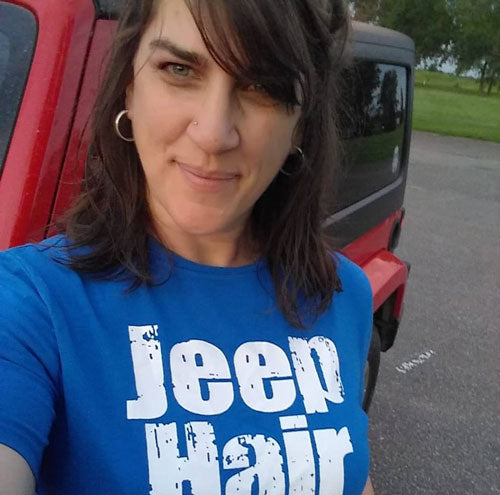 "Meet Kristyn P. and her 2016 Jeep Wrangler Sahara, ""Felix"""