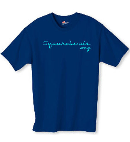 Squarebirds t-shirts, calendars, hats, buttons, stickers. For  the Thunderbird enthusiast