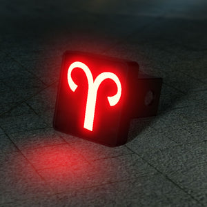 Aries Zodiac LED Brake Hitch Cover