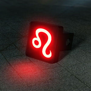 Leo Zodiac LED Brake Hitch Cover