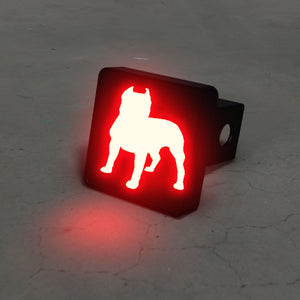 Pitbull LED Brake Hitch Cover