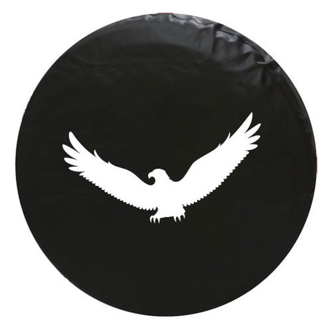 Eagle Wings Vinyl Spare Tire Cover