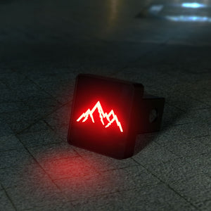 Rocky Mountains LED Hitch Cover - Brake Light