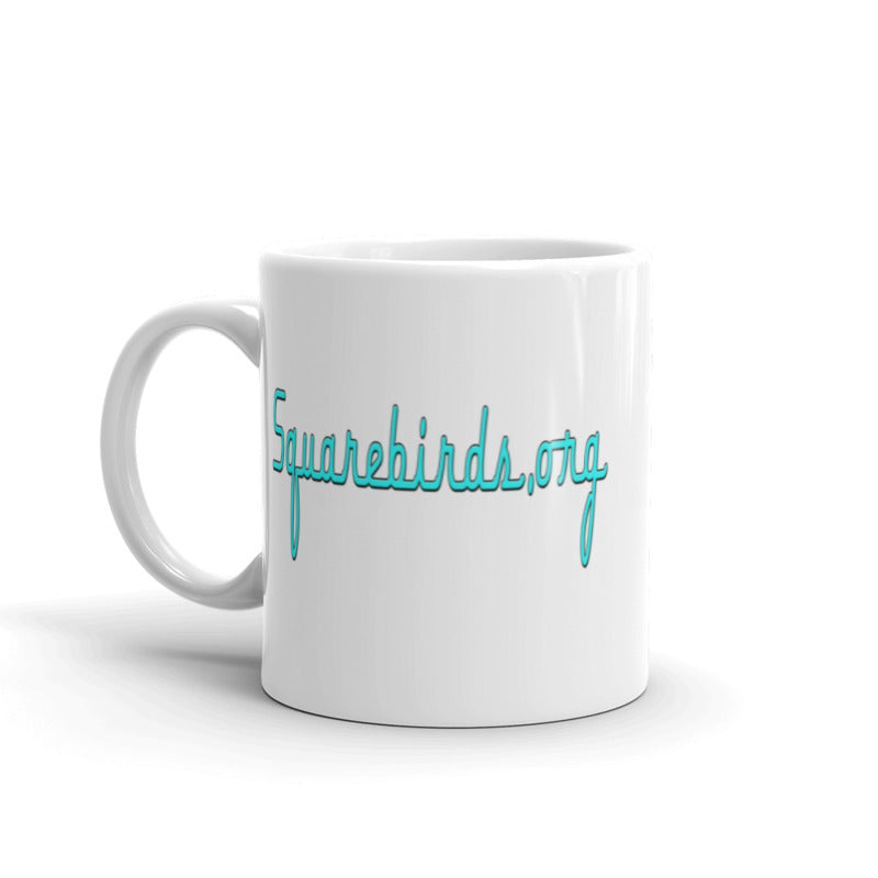 Squarebirds.Org Coffee Mug