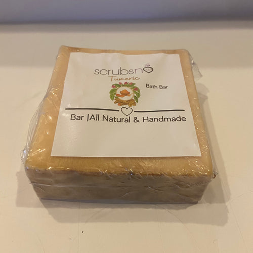 Tumeric Bath Bar