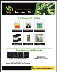 RKAG Home grow kit - Royal Knight Ag