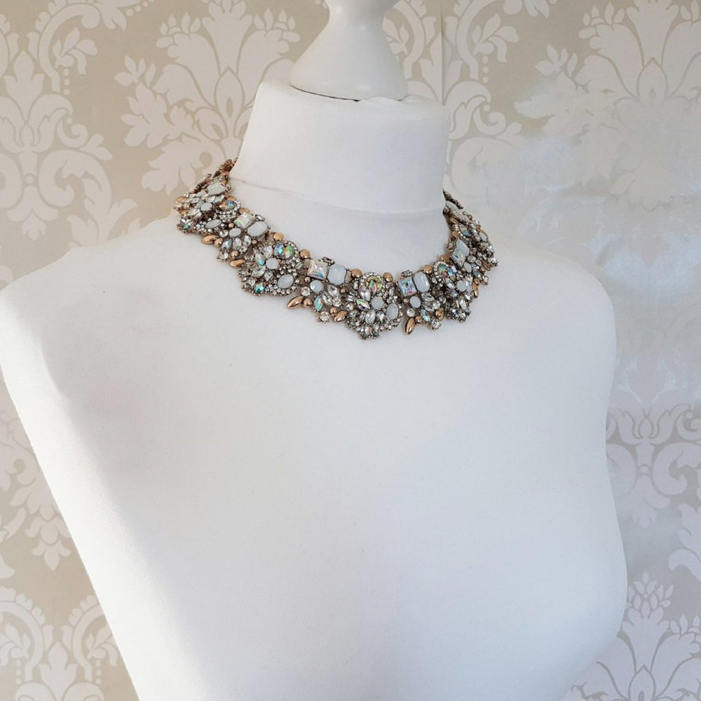 AYVA Statement Necklace
