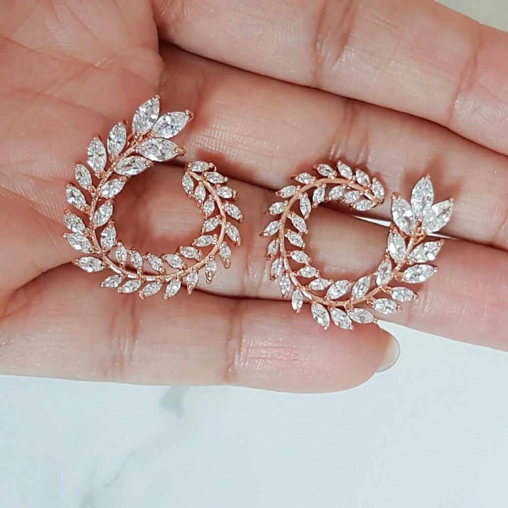 womens diamond designer earrings