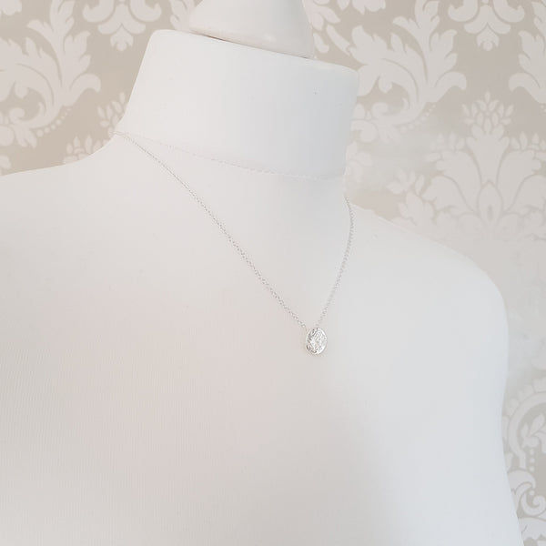 VENUS Minimal Necklace (Gold & Silver)