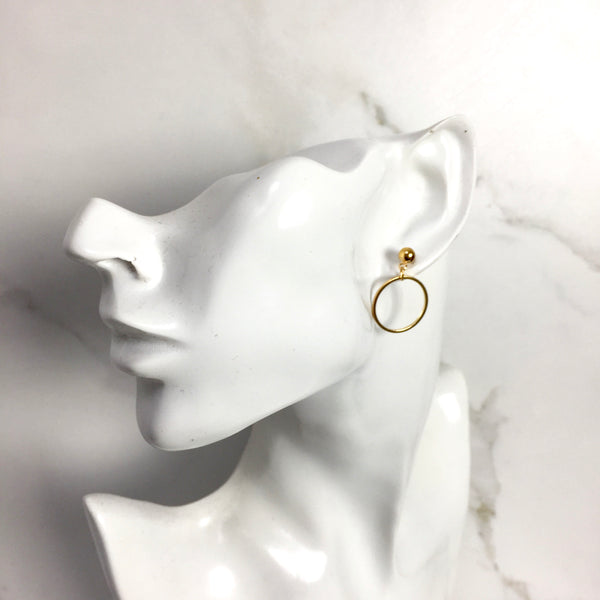 HALI Petite Hoop Earrings