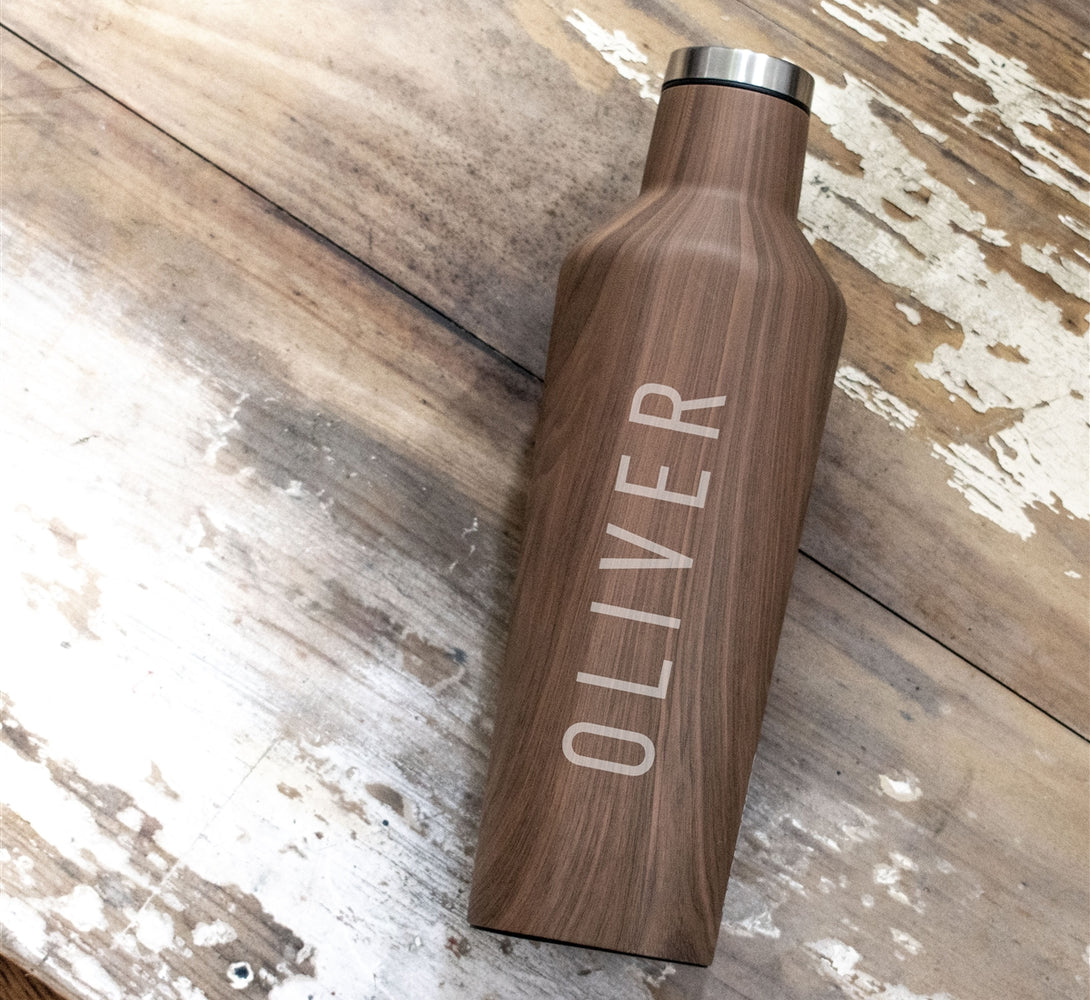 Men's Personalised Water Bottle