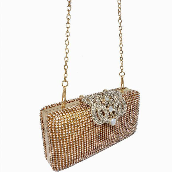 VIENNA Sparkle Clutch Bag