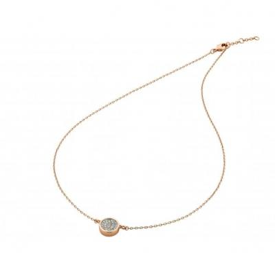Sienna Rose Crystal Necklace