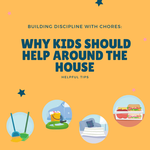 why kids should help around the house