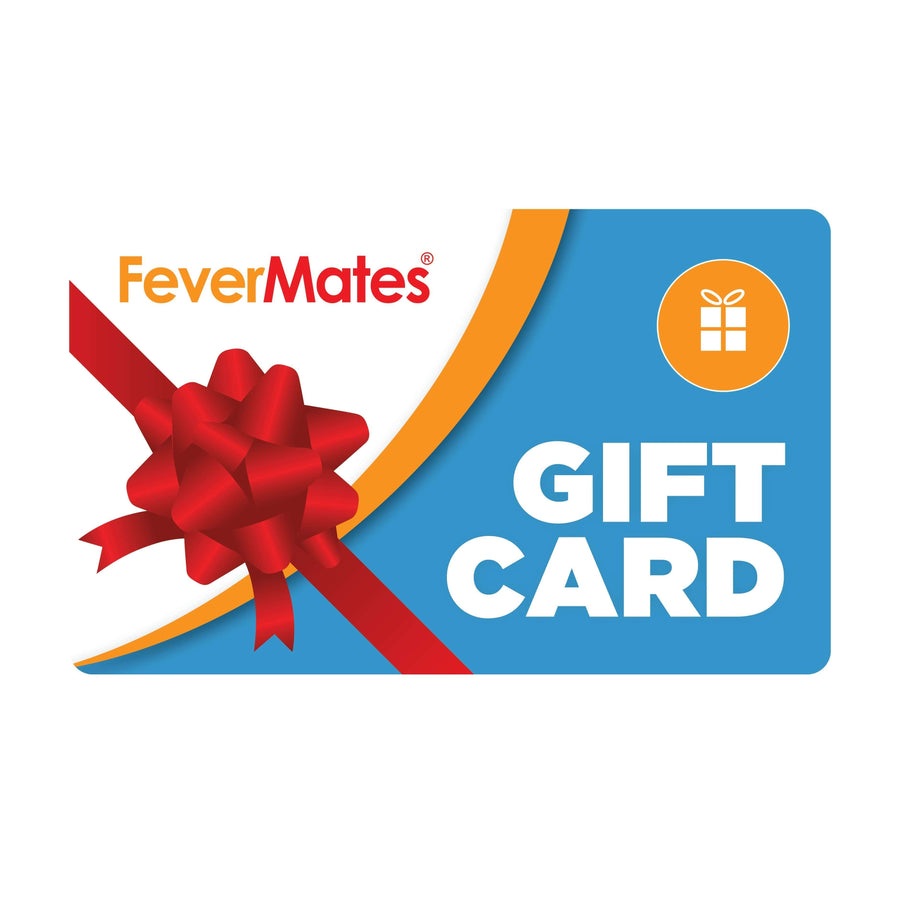 Fevermates Gift Cards From $10 - Gift Card - Hand sanitiser Australia, forehead thermometer, baby temperature, hand sanitiser, hand sanitiser online australia, hand sanitisers and wipes,
