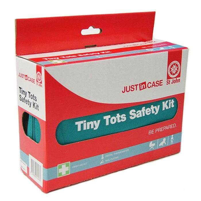 Just-in-Case Tiny Tots Safety Kit by St John - First Aid Kit, St John Ambulance, first aid kit australia, childrens first aid kit, small first aid kit,