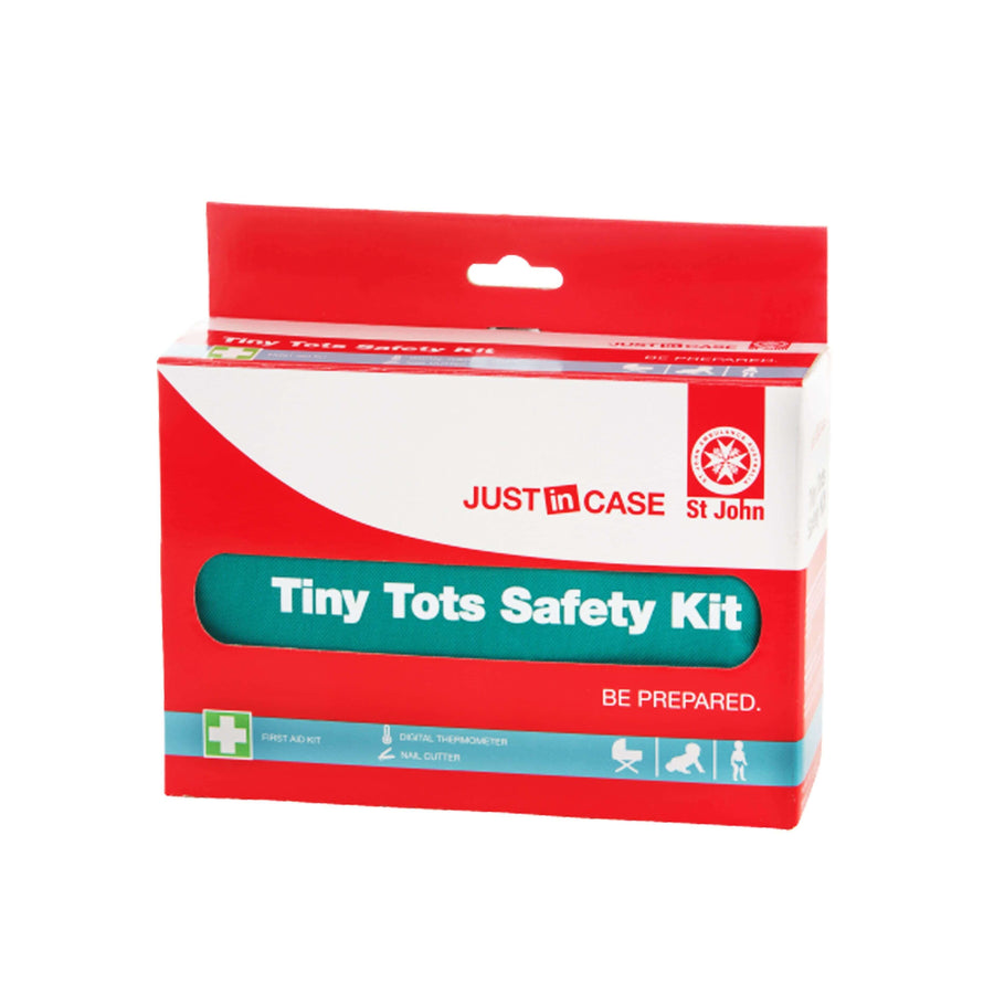 Just-in-Case Tiny Tots Safety Kit by St John - First Aid Kit - St John Ambulance - First Aid Kit, St John Ambulance, first aid kit australia, childrens first aid kit, small first aid kit,