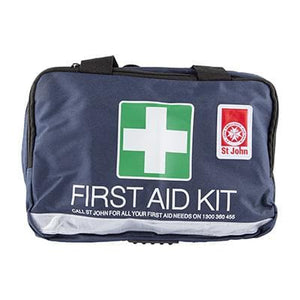 Medium Leisure First Aid Kit by St John - First Aid Kit - St John Ambulance - FeverMates