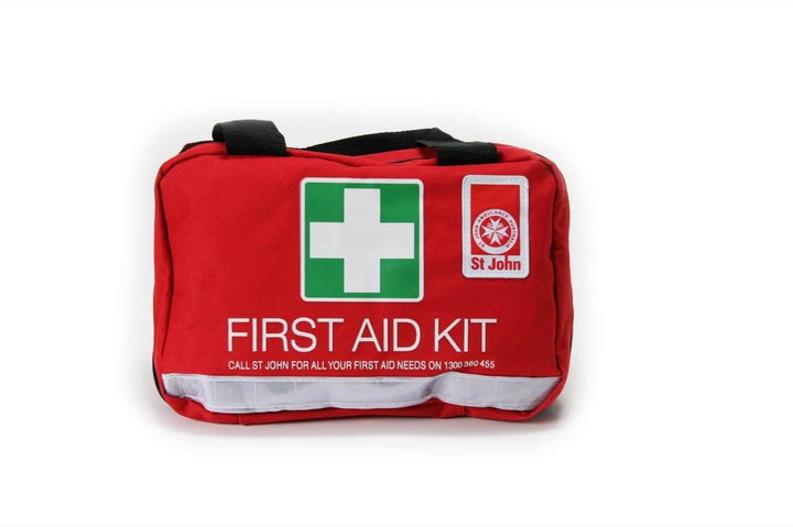 Small Leisure First-Aid Kit - First Aid Kit - First Aid Kit, St John Ambulance, first aid kit australia, childrens first aid kit, small first aid kit, hand sanitiser, alcohol wipes,
