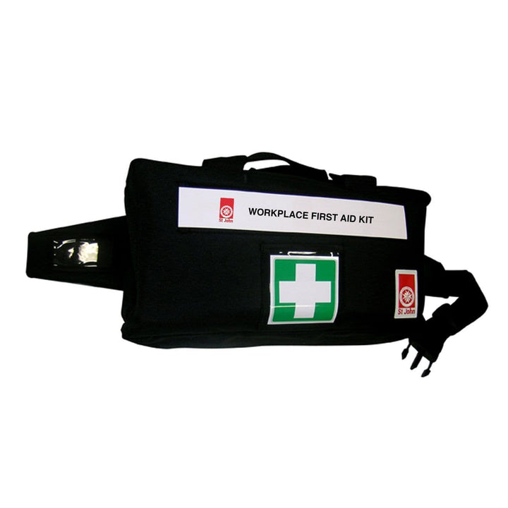 St John Waistbag Workplace First Aid Kit - First Aid Kit - St John Ambulance - FeverMates