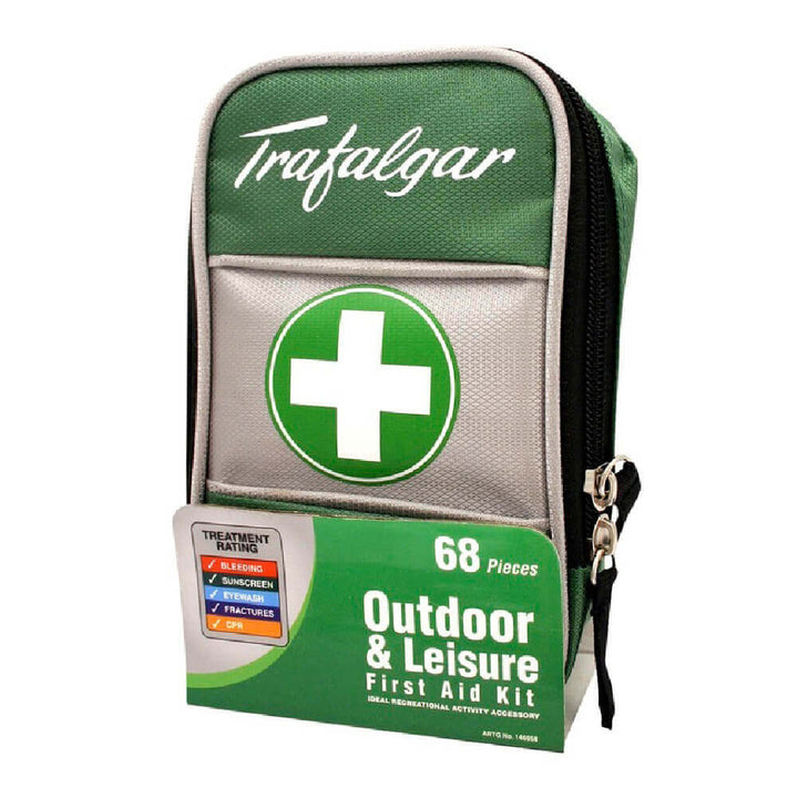 Trafalgar Outdoors & Leisure First Aid Kit - First Aid Kit - FeverMates - FeverMates