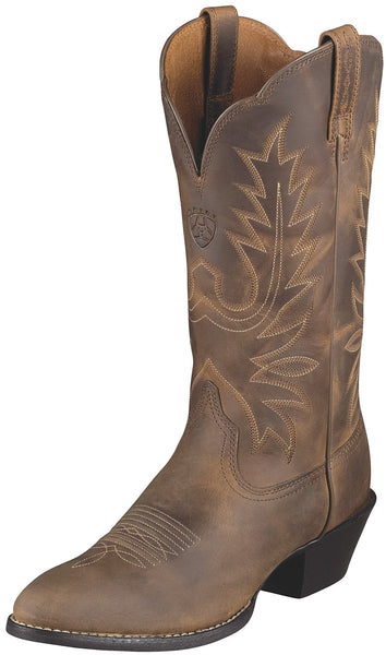 Ariat Womens Heritage R-Toe