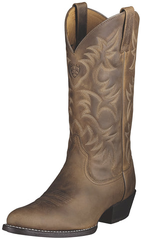 Ariat Mens Heritage R-Toe