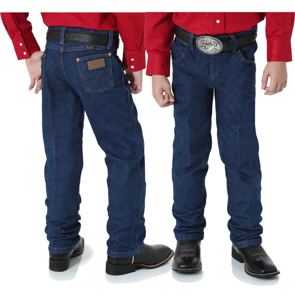 Wrangler Boys Original ProRodeo Jeans
