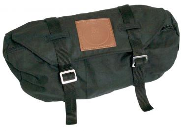 Oilskin Saddle Coat Bag