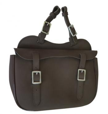 Synthetic Single Saddle Bag