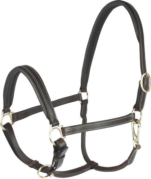 Leather Largo Halter