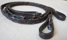 McAlister Pony Laced Reins