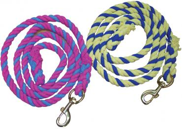 Two Toned Snap Leads