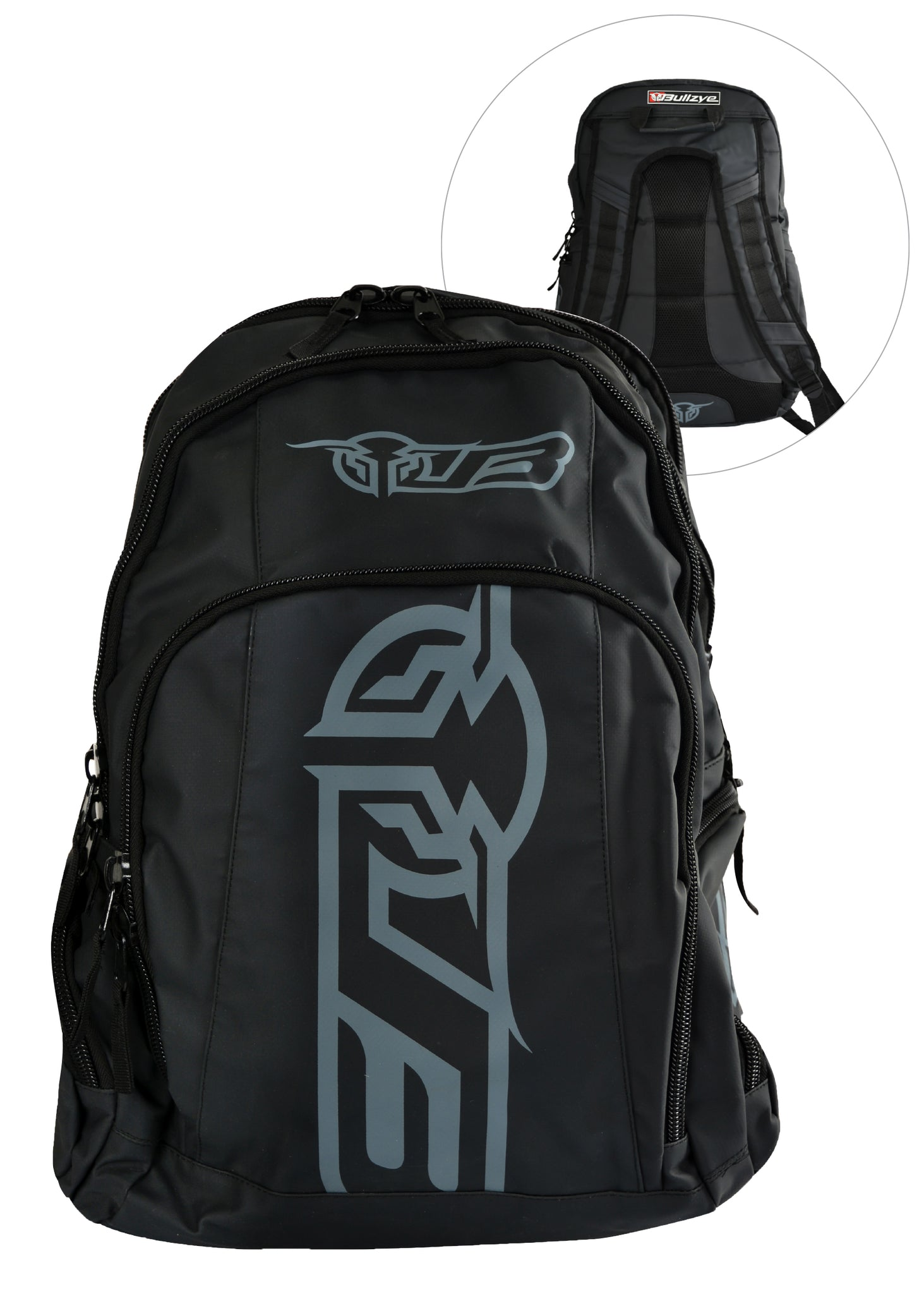 Bullzye Dozer Backpack - Black