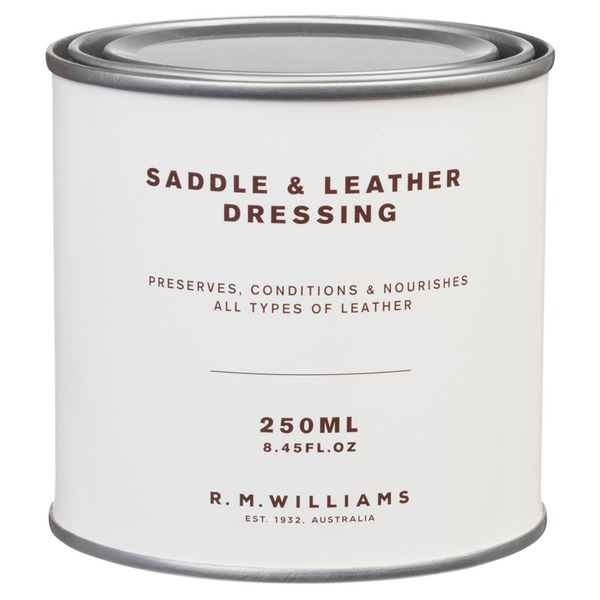 R.M.Williams Saddle & Leather Dressing
