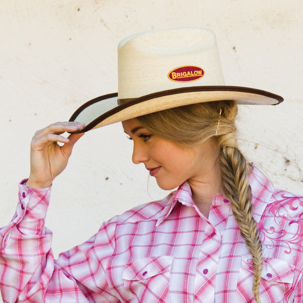 Brigalow Palm Leaf Hat
