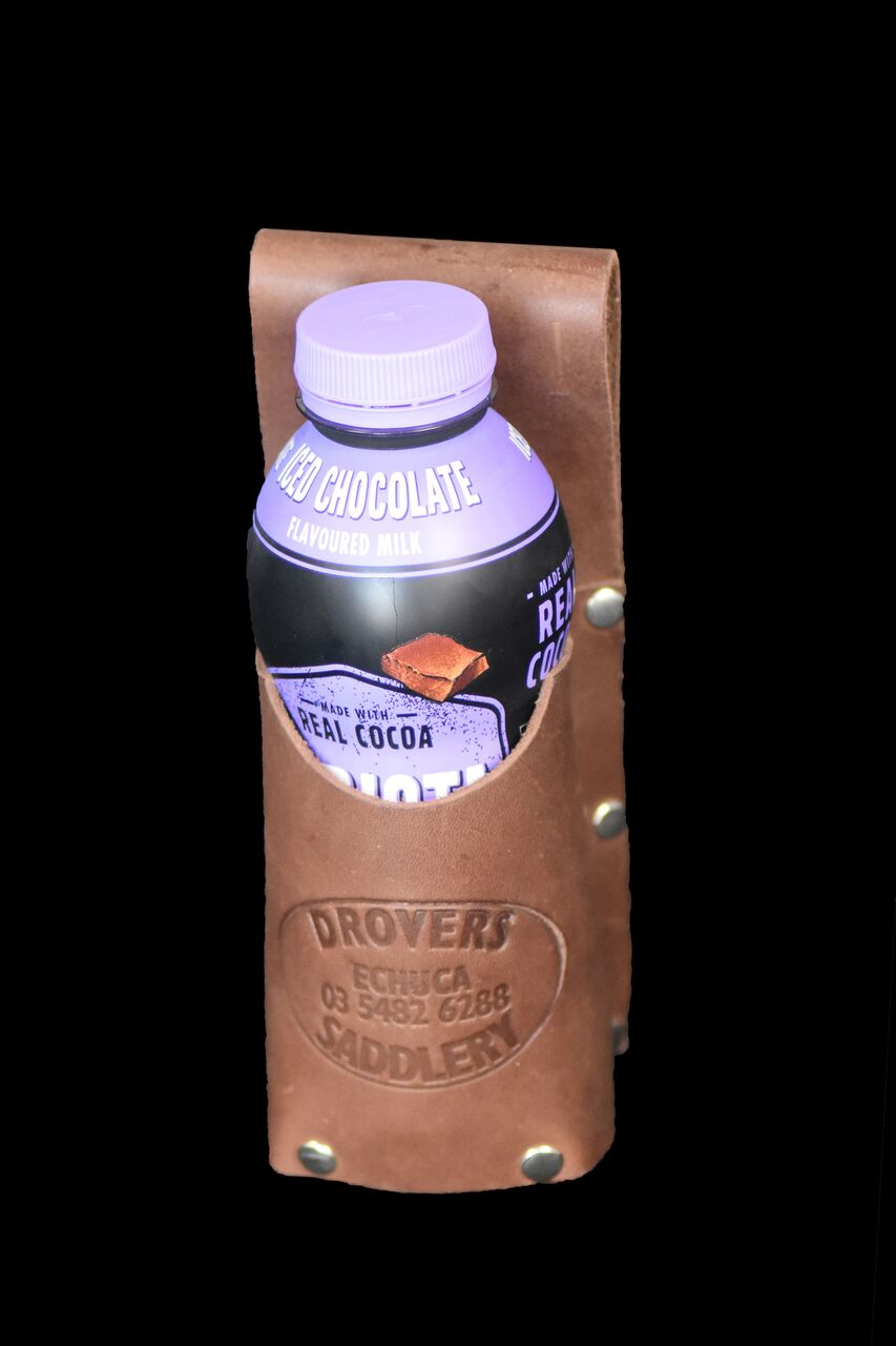 Drovers Saddlery Made Drink Holder
