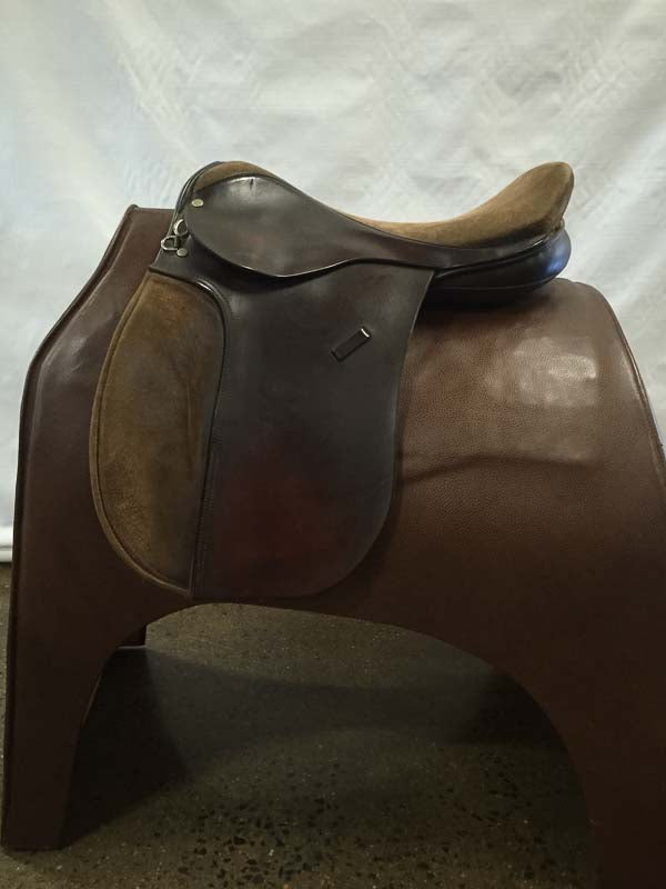 English Working Hunrter Allpurpose Saddle 18inch ID:1564A
