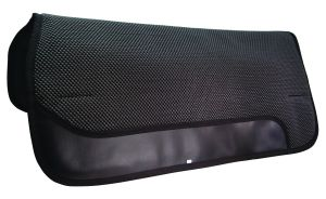 Perforated Western Saddle Pad